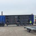Pojemniki 12 ton - 12m dł. 2,9m wys.