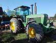 Transport dwóch ciągników rolniczych