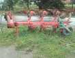 Zlecę transport pługa kverneland