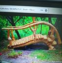 Zlecę transport mostka drewnianego